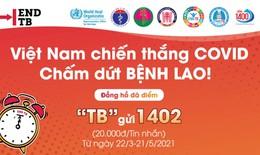 20.000 người mắc lao chưa có thẻ bảo hiểm, nhắn tin ủng hộ để những bệnh nhân nghèo có cơ hội được chữa khỏi bệnh lao