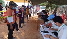 Campuchia ghi nhận hơn 100 ca mắc mới