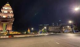 Campuchia phạt nặng những người vi phạm lệnh giới nghiêm