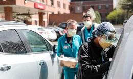 Mỹ: Hơn 20 bang có số ca mắc COVID-19 tăng