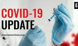 Số ca mắc COVID-19 ở Lào đang có chiều hướng giảm