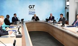 """Điều tra nguồn gốc COVID-19 làm """"nóng"""" hội nghị G7"""