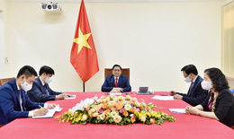 Thủ tướng đề nghị WHO ủng hộ Việt Nam trở thành một trong những trung tâm sản xuất vắc xin