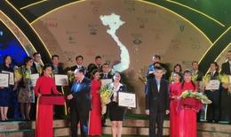 Công ty Vedan Việt Nam được vinh danh  doanh nghiệp bền vững năm 2019