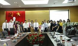 Công bố quyết định công nhận Hội đồng trường và Chủ tịch Hội đồng trường Đại học Y tế công cộng