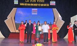 """Vedan Việt Nam lần thứ 5 liên tiếp được tôn vinh """"Thương hiệu vàng nông nghiệp Việt Nam"""""""
