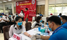 """Vedan Việt Nam tổ chức chương trình hiến máu tình nguyện """"Một giọt máu – triệu tấm lòng"""""""