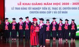 Trường Đại học Y tế công cộng khai giảng năm học mới 2020 - 2021