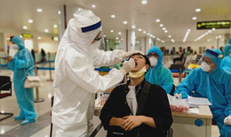 Sân bay Nội Bài đề nghị xét nghiệm COVID-19 cho khoảng 3.200 người