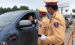 Mùng 2 Tết: Gần 300 lái xe say rượu bia bị CSGT xử lý