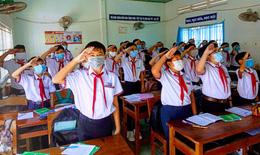 Mở cửa trường học, chủ động ứng phó với dịch COVID-19