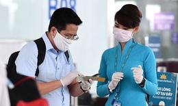 Yêu cầu thực hiện nghiêm việc khai báo y tế điện tử trước chuyến bay