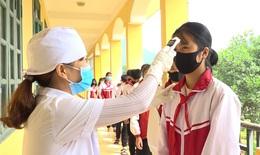 Trường học chuẩn bị sẵn sàng các điều kiện để phòng chống dịch khi có yêu cầu