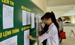 Bắc Giang sẵn sàng phương án thi tốt nghiệp THPT cho học sinh phải cách ly
