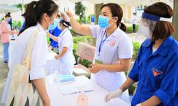 38 thí sinh không dự thi vào lớp 10 do ảnh hưởng của dịch COVID-19