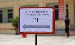 Thí sinh F1, F2 có thể dự thi tốt nghiệp THPT đợt 1