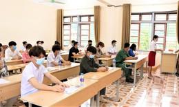 Bộ GD&ĐT chốt thi tốt nghiệp THPT đợt 2 năm 2021