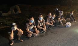 Bắt giữ nhiều vụ người Trung Quốc xuất cảnh trái phép sang Campuchia