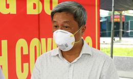 Thứ trưởng Bộ Y tế Nguyễn Trường Sơn: 4 vấn đề trọng tâm Bắc Giang cần làm tốt để chống dịch