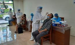 Tổ chức xét nghiệm SARS-CoV-2 phục vụ Kỳ họp thứ 1 – Quốc hội khóa XV