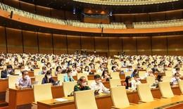 Quốc hội thông qua nội dung phòng, chống COVID-19 vào chương trình Nghị quyết chung của kỳ họp
