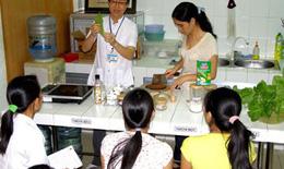 Lồng ghép dinh dưỡng và an ninh lương thực cho trẻ em