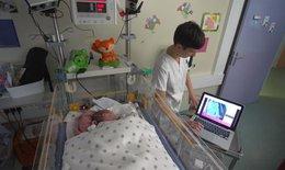 Bảo vệ trẻ sinh non trước nguy cơ nhiễm trùng bằng AI
