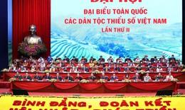Tưng bừng Ngày hội lớn của đồng bào các dân tộc thiểu số Việt Nam