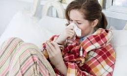 Tránh những sai lầm khi bị sốt