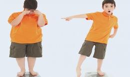Làm gì khi con bạn bị thừa cân béo phì ?