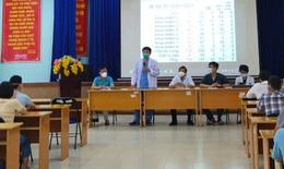 Đoàn cán bộ y tế tỉnh Yên Bái nhận nhiệm vụ tiếp nhận, theo dõi, điều trị bệnh nhân COVID-19 tại TP Hồ Chí Minh