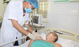 Áp dụng kỹ thuật được chuyển giao, điều trị thành công bệnh nhân xuất huyết não
