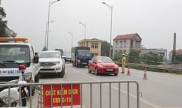 Phú Thọ: Thành lập 9 chốt kiểm soát tại các cửa ngõ ra vào tỉnh