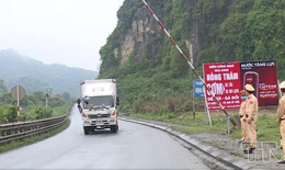 Thanh Hóa: Công dân trở về tỉnh phải làm test nhanh kháng nguyên và tự trả phí xét nghiệm