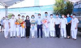 Sở Y tế Phú Thọ chi viện Bình Dương phòng chống dịch COVID-19
