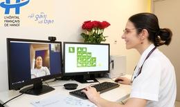 Bệnh viện Việt Pháp Hà Nội: Mở dịch vụ khám chữa bệnh trực tuyến, người dân tiếp cận dễ dàng