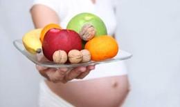 Những loại thức ăn tốt cho thai phụ