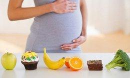 Chế độ dinh dưỡng hợp lý cho thai phụ