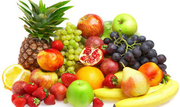 Infographic: Sự kỳ diệu đến từ sắc màu của thực phẩm