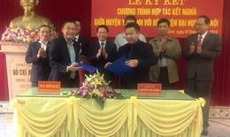Bệnh viện Đại học Y Hà Nội hợp tác toàn diện với huyện Yên Bình về y tế và an sinh xã hội
