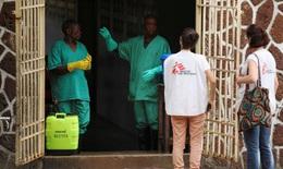 Cộng hòa dân chủ Công gô ghi nhận ổ dịch bệnh Ebola mới tại tỉnh Bắc Kivu