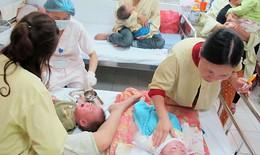Hà Nội: Dịch sởi có thể tiếp tục gia tăng trong các tháng cuối năm 2018