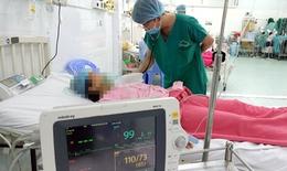 Truyền 19 đơn vị máu cứu sống sản phụ nhau bong non thể nặng, rối loạn đông máu