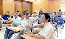 Mục sở thị lớp học đặc biệt với những học sinh đặc biệt ở BV Tai - Mũi - Họng trung ương