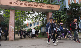 Tỉnh đầu tiên quyết định cho Học sinh, sinh viên  đi học trở lại vào ngày 2/3