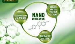 Nano Isoflavon chiết xuất mầm đậu nành – kéo dài tuổi thanh xuân