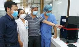 Một tuần thiết lập 2 phòng xét nghiệm đạt chuẩn quốc gia tại tâm dịch