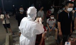 Bắc Giang: Tổng 64 ca mắc COVID-19, trong đó 60 ca ở Công ty Shin young