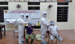 Huyện cuối cùng của Bắc Ninh ghi nhận trường hợp mắc COVID-19