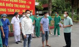 Bắc Giang: Gần 1000 bệnh nhân COVID -19 khỏi bệnh, xuất viện